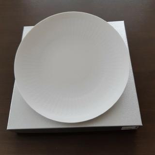 ローゼンタール(Rosenthal)のRosenthal ロマンスホワイト25㎝ペア皿(食器)