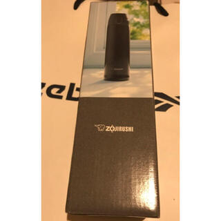 象印 - 象印 ステンレスボトル0.48LワンタッチオープンSM-TA48-BA ブラック