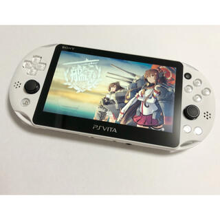 PlayStation Vita - 送料込極美品PSVITA PCH-2000 変革henkakuアダプター64GB