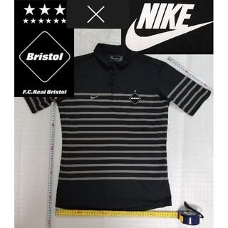 エフシーアールビー(F.C.R.B.)の【レア】NIKE × FCRB 【ポロシャツ】(ポロシャツ)