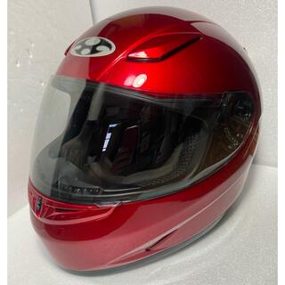 オージーケー(OGK)の新品に近い美品 ogk カブト ff-r3 Lサイズ 20年12月製造(ヘルメット/シールド)