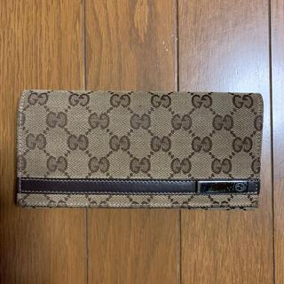 グッチ(Gucci)のグッチの長財布(財布)