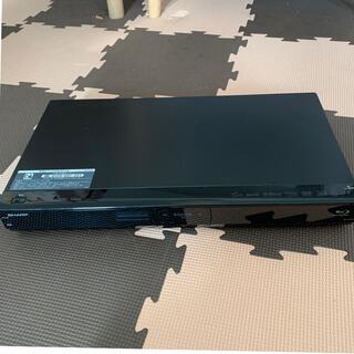 シャープ(SHARP)のSHARP ブルーレイディスクレコーダー BD-S520(ブルーレイレコーダー)