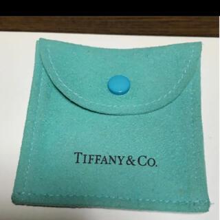 ティファニー(Tiffany & Co.)のTiffanyピアス入れ袋(小物入れ)