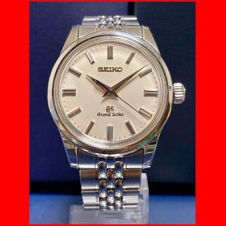 グランドセイコー(Grand Seiko)のグランドセイコー メカニカル手巻き SBGW035 旧ロゴ OH済 美品 正規品(腕時計(アナログ))