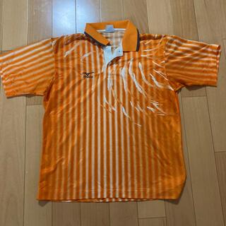 ミズノ(MIZUNO)のミズノゲームシャツ ユニLサイズ(ウェア)