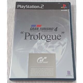 """PlayStation2 - PS2 『GRAN TURISMO 4 """"Prologue""""』"""
