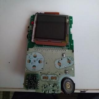 ゲームボーイ(ゲームボーイ)のゲームボーイカラー 基盤(携帯用ゲーム機本体)