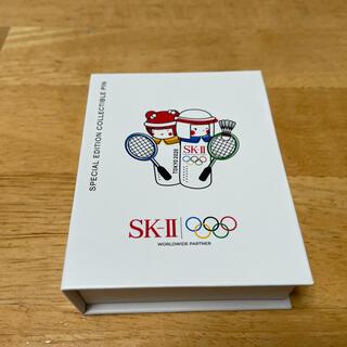 エスケーツー(SK-II)のTOKYOオリンピック2020 SKⅡ ノベルティー ピンバッジ(ノベルティグッズ)