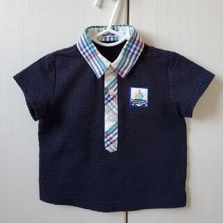 familiar - familiar*ポロシャツ80