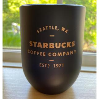 スターバックスコーヒー(Starbucks Coffee)のスターバックス タンブラー 黒(タンブラー)