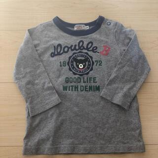 DOUBLE.B - ミキハウス Tシャツ 70〜80