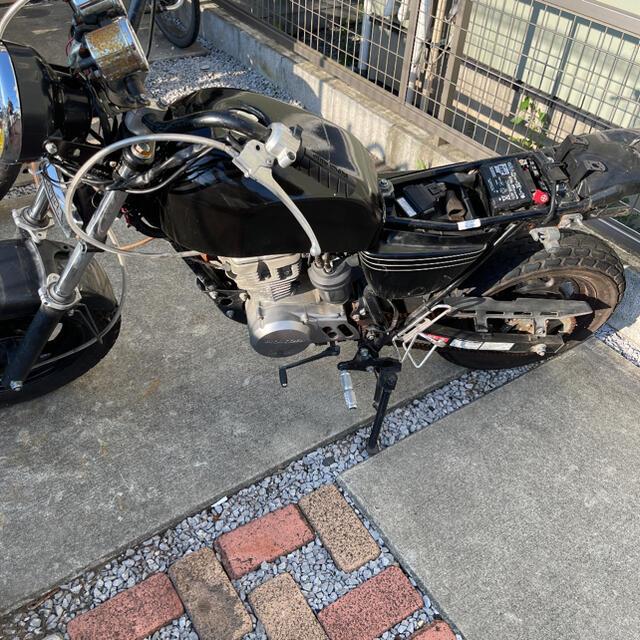 ホンダ(ホンダ)のエイプ50 FI  車体 自動車/バイクのバイク(車体)の商品写真