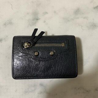 バレンシアガ(Balenciaga)のバレンシアガミニウォレット(折り財布)