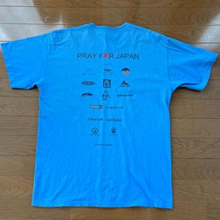 ワイルドシングス(WILDTHINGS)のオッシュマンズ 東日本大震災復興祈念 Tシャツ(Tシャツ/カットソー(半袖/袖なし))