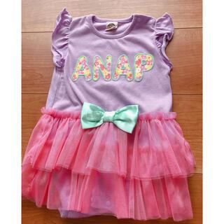 アナップキッズ(ANAP Kids)のワンピース(ワンピース)