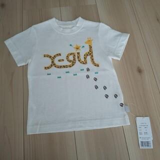 エックスガール(X-girl)のエックスガール Tシャツ 4T(Tシャツ/カットソー)