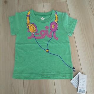 エックスガール(X-girl)の新品未使用 エックスガール Tシャツ 4T(Tシャツ/カットソー)