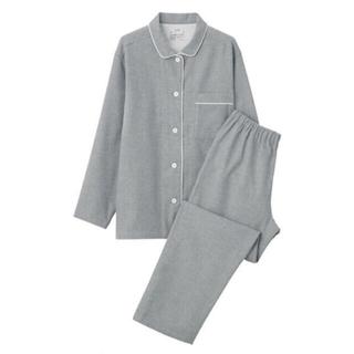 ムジルシリョウヒン(MUJI (無印良品))の新品 無印良品  脇に縫い目のない フランネルパジャマ  (パジャマ)