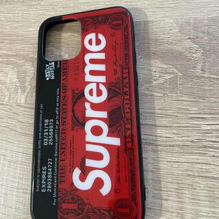 シュプリーム(Supreme)の【supreme】iPhoneケース(iPhoneケース)