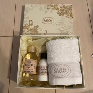 SABON - SABON シャワーオイル ボディミルク セット