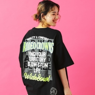 RODEO CROWNS WIDE BOWL - 新品0528記念ブラック