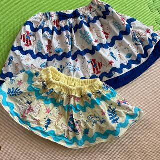Shirley Temple - シャーリーテンプル おさかな スカート