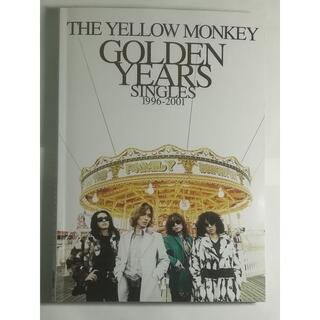 THE YELLOW MONKEY / GOLDEN YEARS SINGLES(ポピュラー)