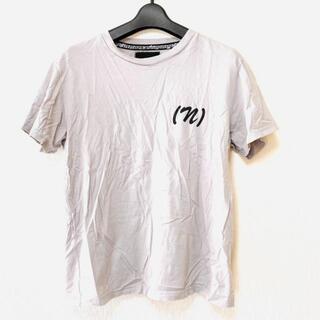 ナンバーナイン(NUMBER (N)INE)のナンバーナイン 半袖Tシャツ サイズM -(Tシャツ(半袖/袖なし))