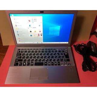 バイオ(VAIO)のSONY VAIO M.2 VJP132 薄型パソコン 128GB office(ノートPC)