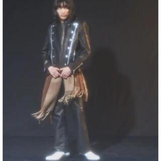 JOHN LAWRENCE SULLIVAN - LITTLEBIG Single Leather Riders 20aw