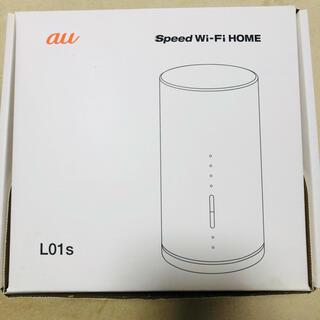 エーユー(au)のspeed Wi-Fi au ルーター(その他)