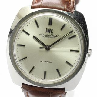 インターナショナルウォッチカンパニー(IWC)のIWC シャフハウゼン アンティーク  自動巻き メンズ 【中古】(腕時計(アナログ))