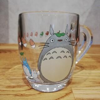 Noritake - トトロガラスコップ