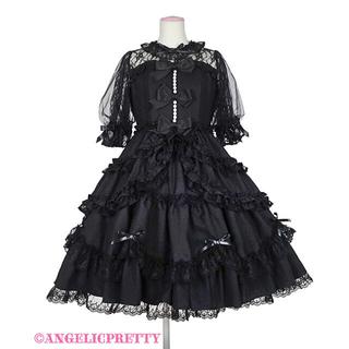 アンジェリックプリティー(Angelic Pretty)のPetit Marionetteワンピース(ひざ丈ワンピース)