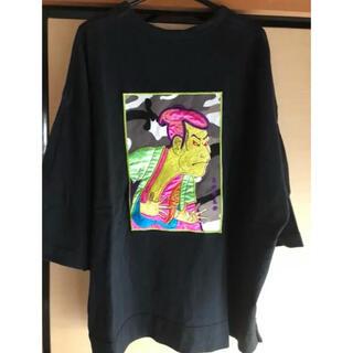 ジエダ(Jieda)のjieda 19ss syaraku tシャツ(Tシャツ/カットソー(半袖/袖なし))