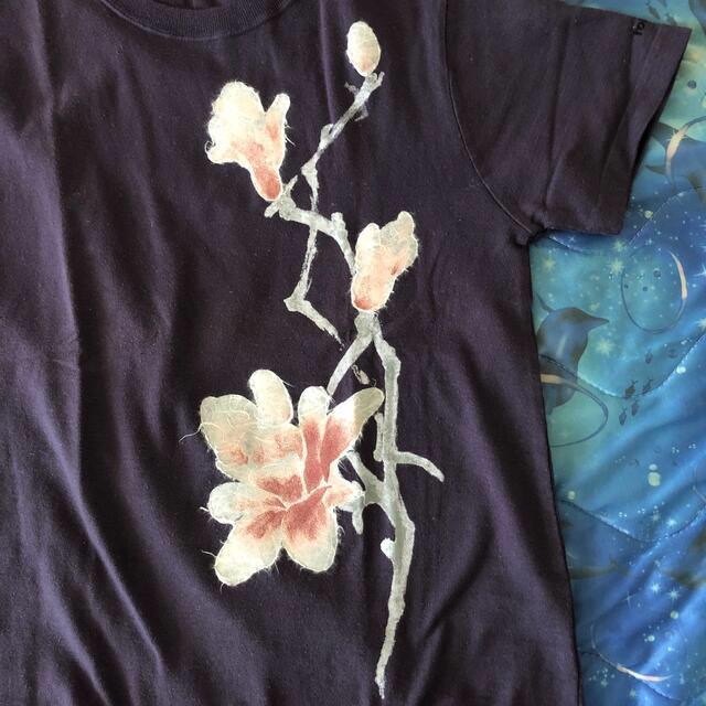 rough(ラフ)のrough  和柄Tシャツ レディースのトップス(Tシャツ(半袖/袖なし))の商品写真