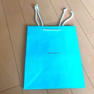ティファニー(Tiffany & Co.)のTiffany& Co. ショップバック(ショップ袋)
