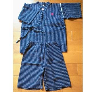 ニシマツヤ(西松屋)の男の子 甚平 140cm(甚平/浴衣)