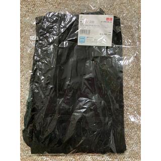 ユニクロ(UNIQLO)のユニクロ マタニティー パンツ 黒 M 新品(マタニティボトムス)