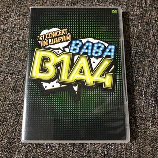 ビーワンエーフォー(B1A4)のB1A4 コンサートDVD(アイドルグッズ)