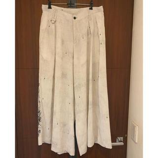 ヨウジヤマモト(Yohji Yamamoto)のyohji yamamoto 袴パンツ sullen(サルエルパンツ)