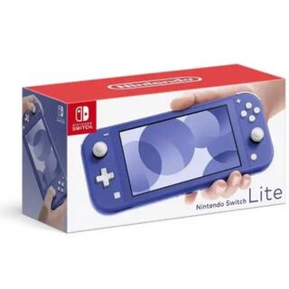 Nintendo Switch - 新品未使用 Nintendo Switch Lite ブルー