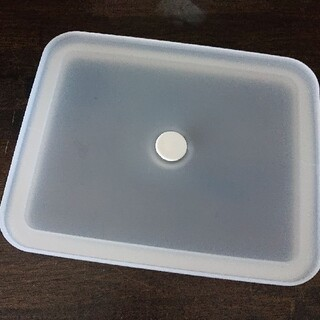 ムジルシリョウヒン(MUJI (無印良品))の無印良品 ホーロー保存容器 ふた(容器)