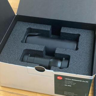 ライカ(LEICA)の値下げしました!新品同様 LEICA MONOVID 8×20(レンズ(単焦点))