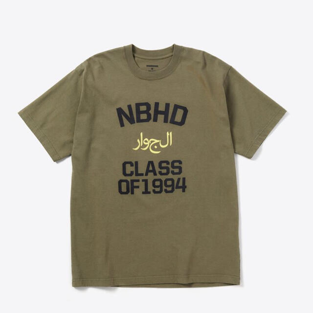 NEIGHBORHOOD(ネイバーフッド)の【新品】B'z 稲葉浩志 着用 ネイバーフッド NEIGHBORHOOD M メンズのトップス(Tシャツ/カットソー(半袖/袖なし))の商品写真