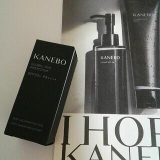 Kanebo - カネボウ グローバルスキンプロテクター ミニサイズ
