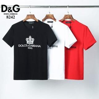 DOLCE&GABBANA - 2枚10000 DOLCE&GABBANA Tシャツ 半袖 #43