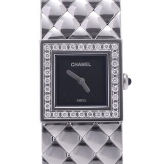 CHANEL - シャネル  マトラッセ ベゼルダイヤ 腕時計