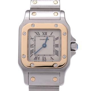 Cartier - カルティエ  サントス ガルベ SM 腕時計